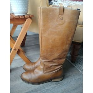 Aldo Tall Leather Boots